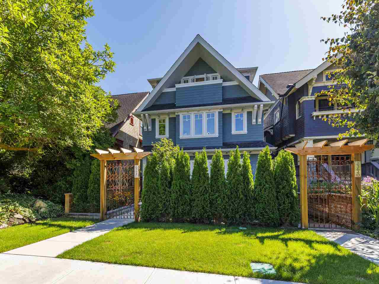 1 3640 W 2ND AVENUE, Vancouver West