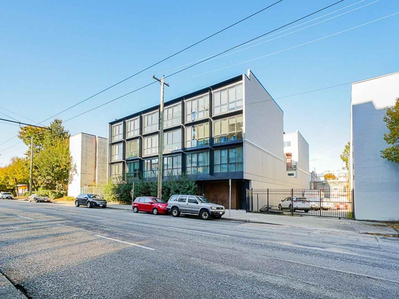 311 557 E CORDOVA STREET, Vancouver East