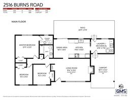 2516 BURNS ROAD - Riverwood - Port Coquitlam