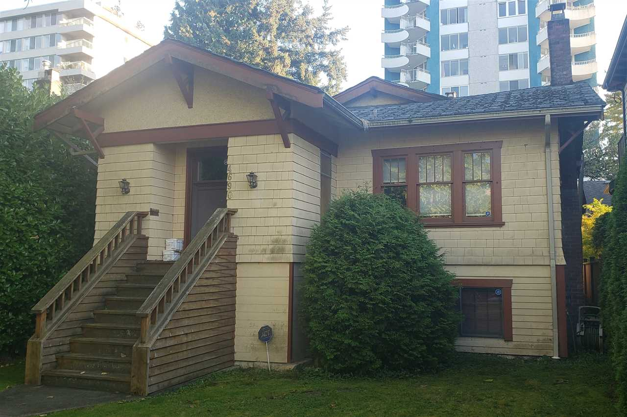 4690 W 9TH AVENUE, Vancouver West