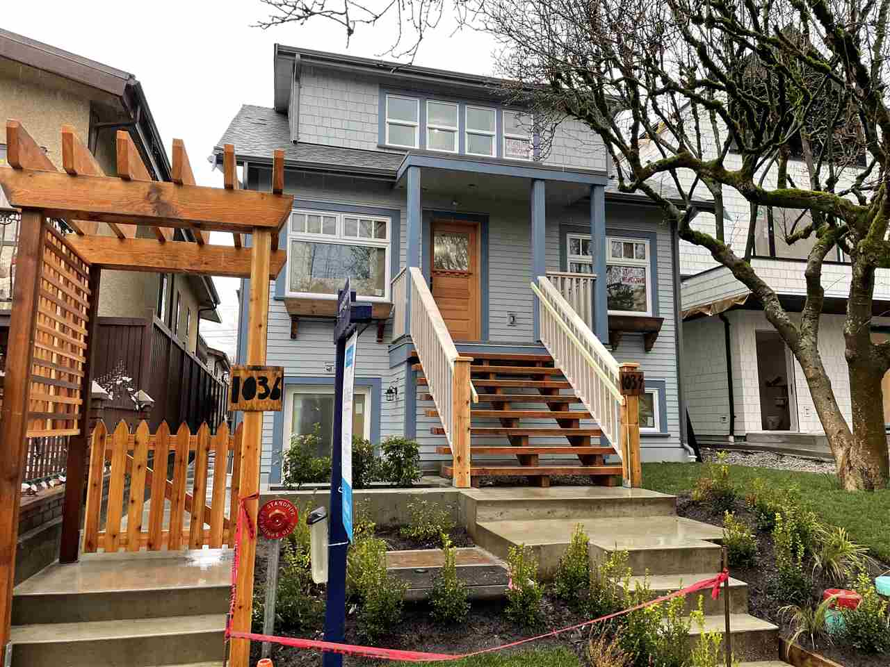 1036 E 14TH AVENUE, Vancouver East