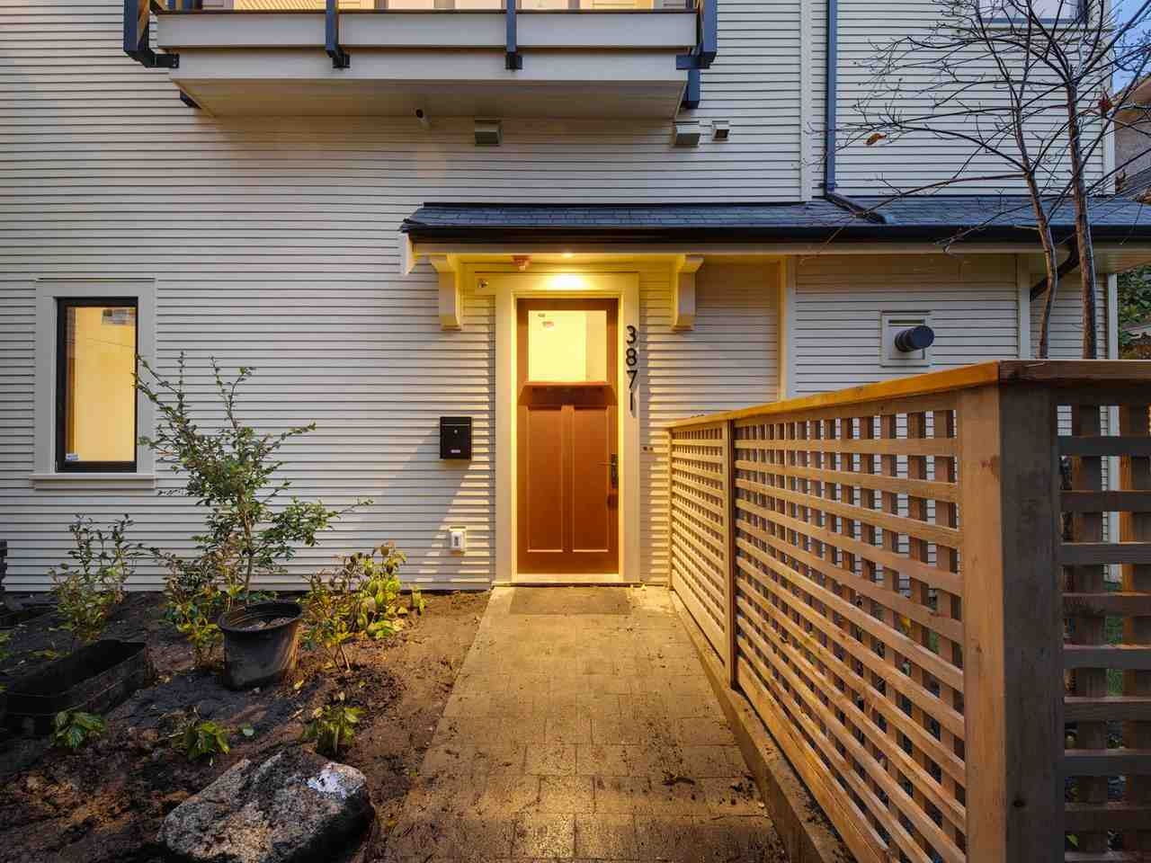 3871 WILLOW STREET, Vancouver West