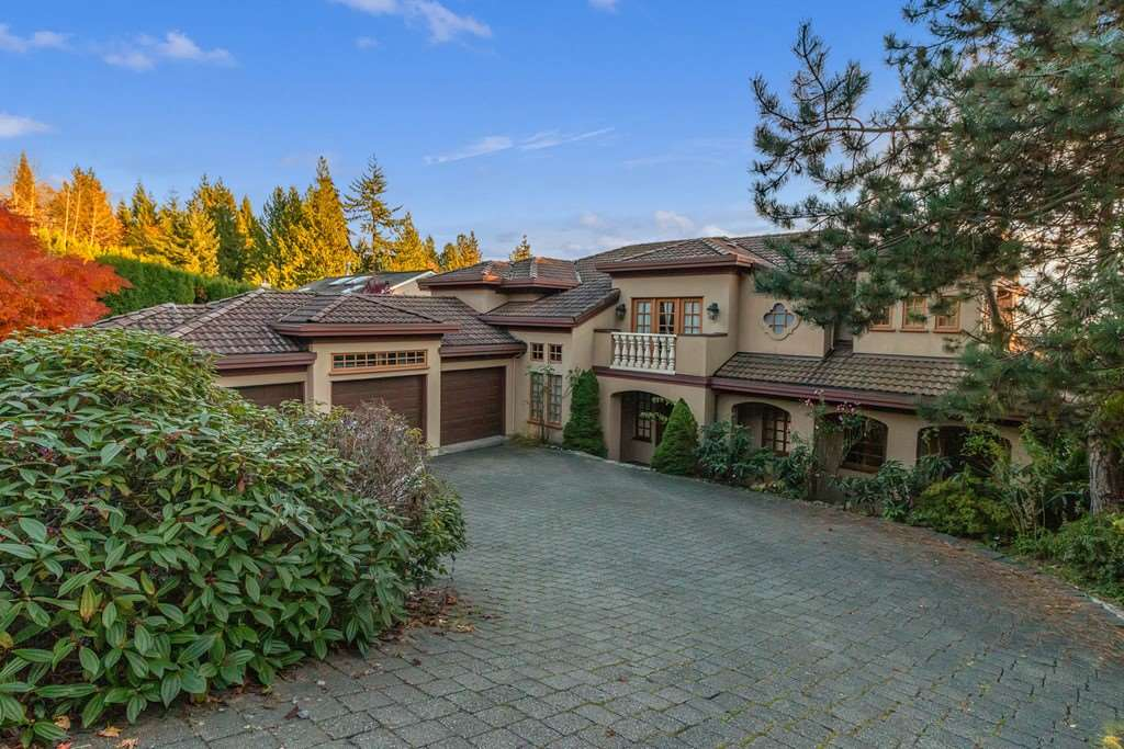 1482 CHIPPENDALE ROAD, West Vancouver