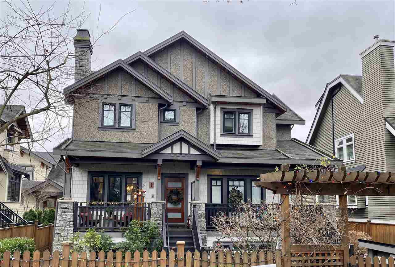 4 138 W 13TH AVENUE, Vancouver West