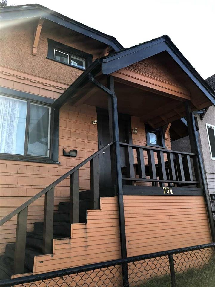 734 E 41ST AVENUE - Fraser - Vancouver