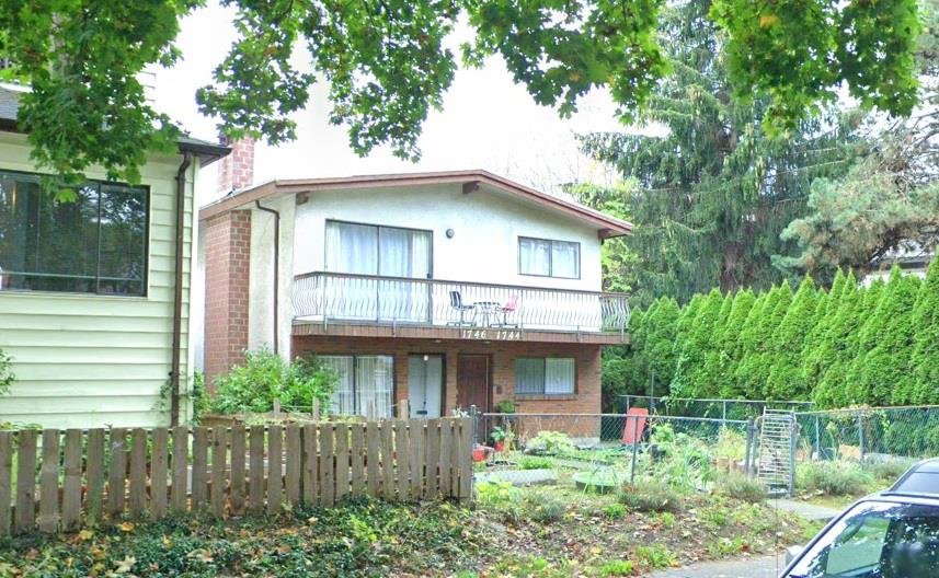 1744 E 13TH AVENUE, Vancouver East