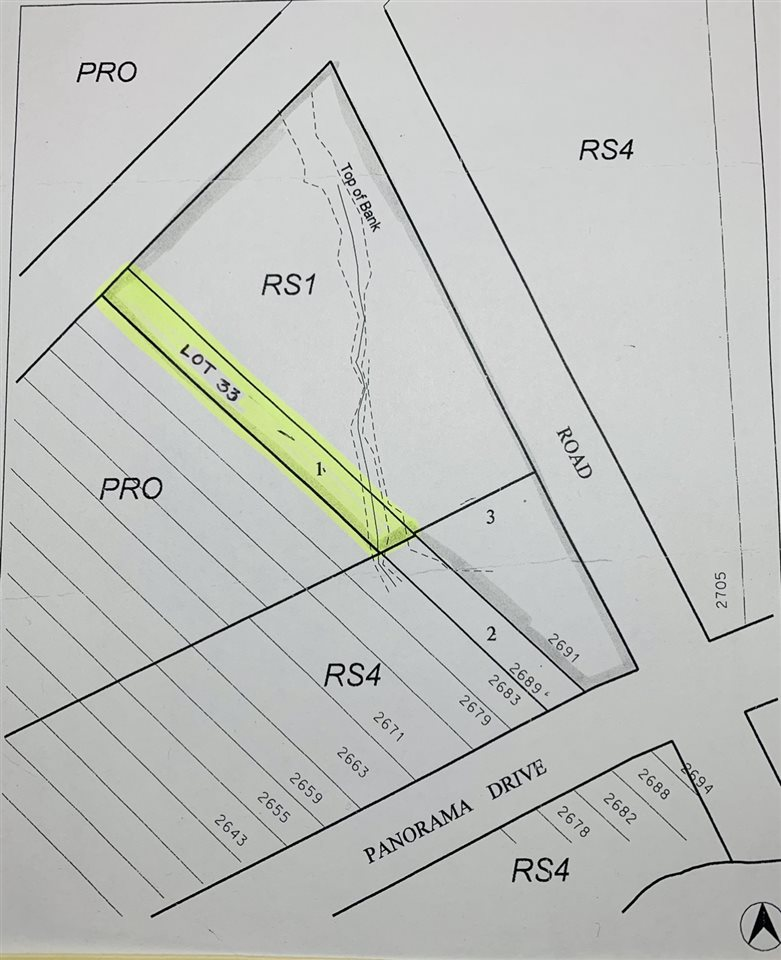 LOT 33 PANORAMA DRIVE, North Vancouver