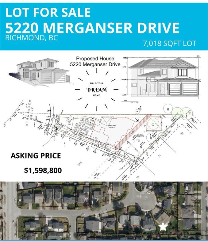5220 MERGANSER DRIVE, Richmond