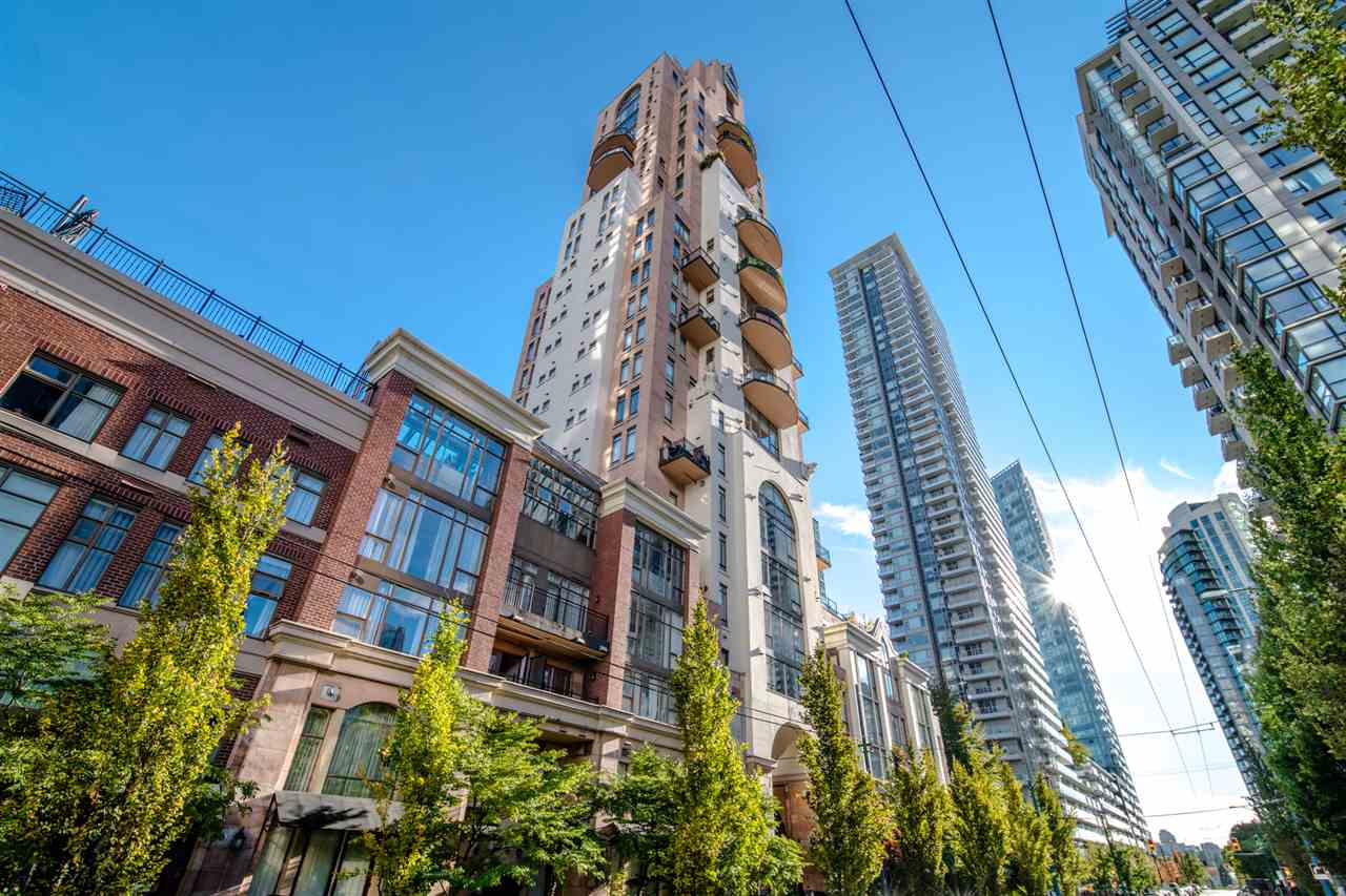 TH 1288 RICHARDS STREET, Vancouver West