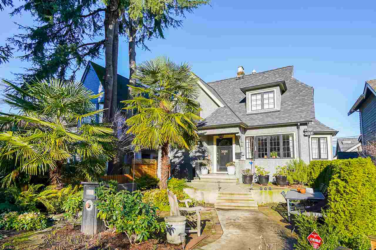 1 3091 W 3RD AVENUE, Vancouver West