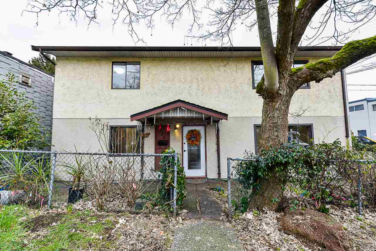 726 VERNON DRIVE, Vancouver East