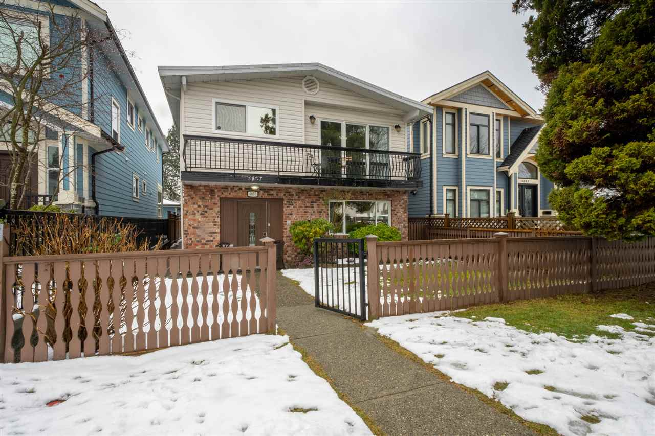 6857 SALISBURY AVENUE, Burnaby South