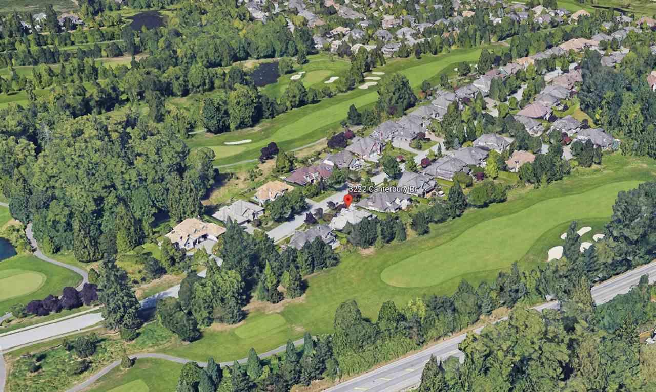 3222 CANTERBURY DRIVE - Morgan Creek - Surrey