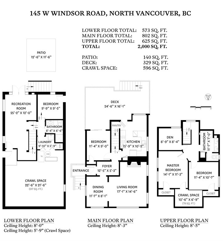 Listing Image of 145 W WINDSOR ROAD