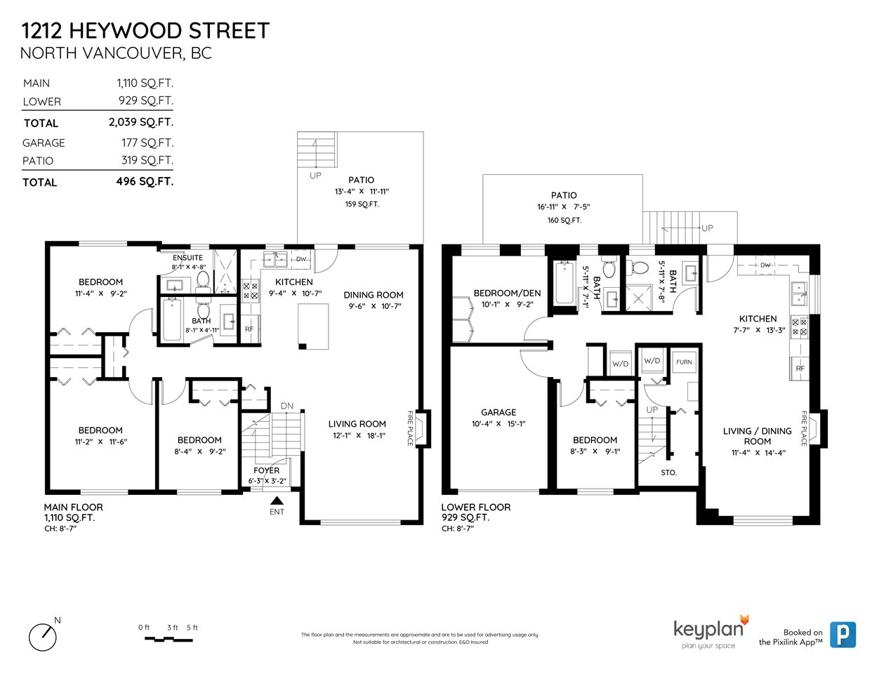 Listing Image of 1212 HEYWOOD STREET