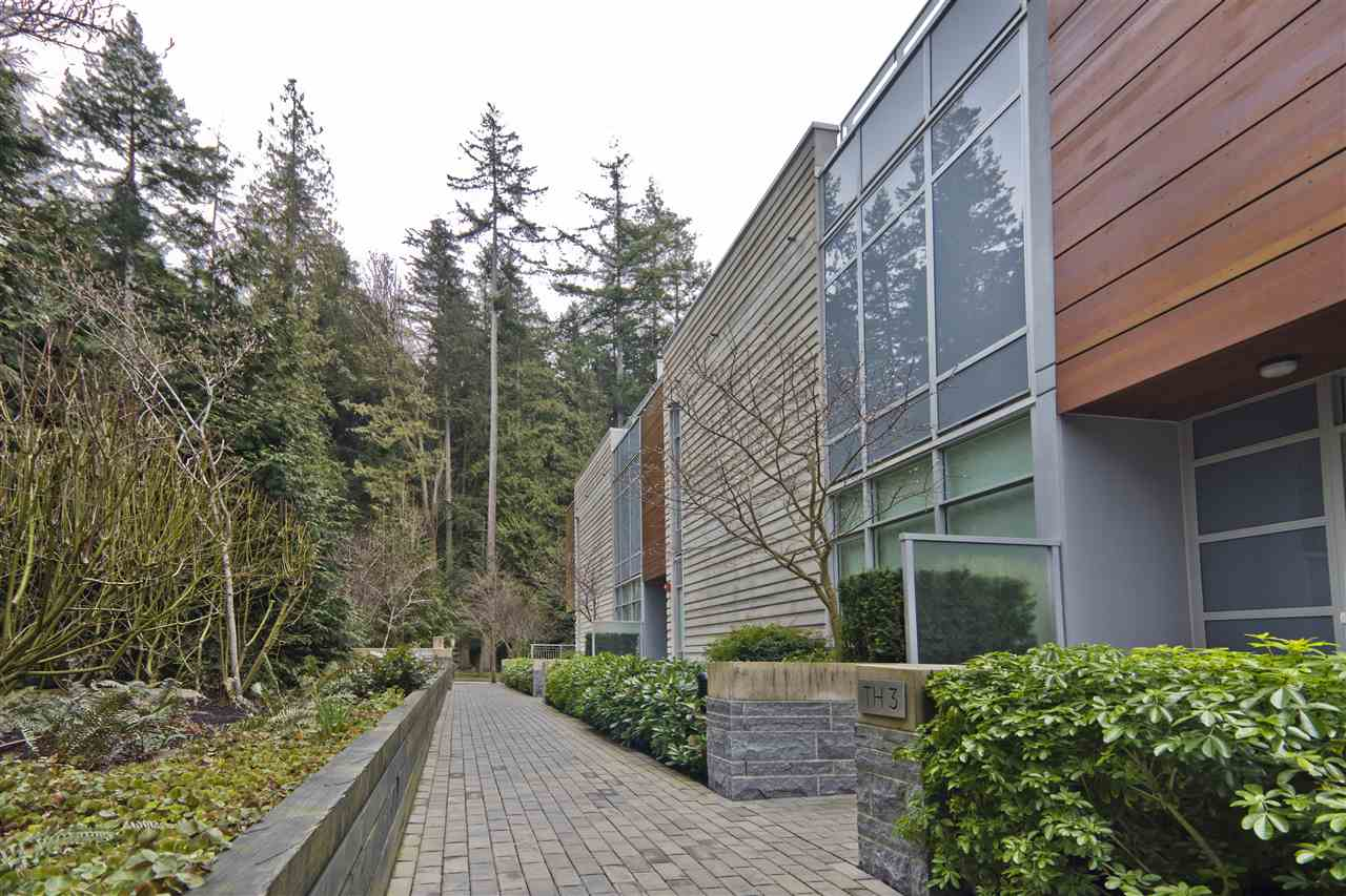 TH3 3355 BINNING ROAD, Vancouver West