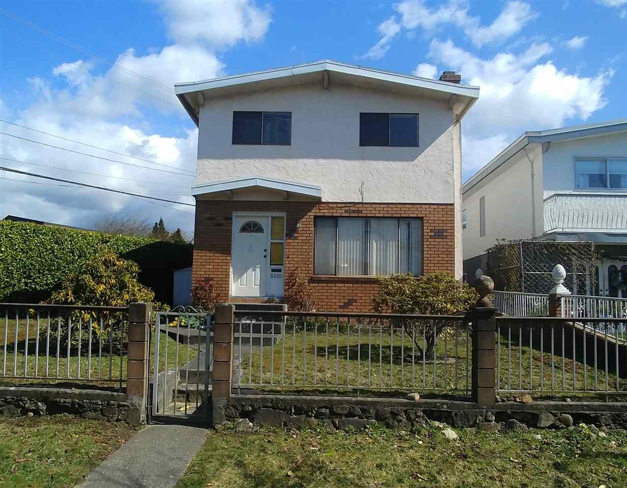 5610 KERR STREET, Vancouver East
