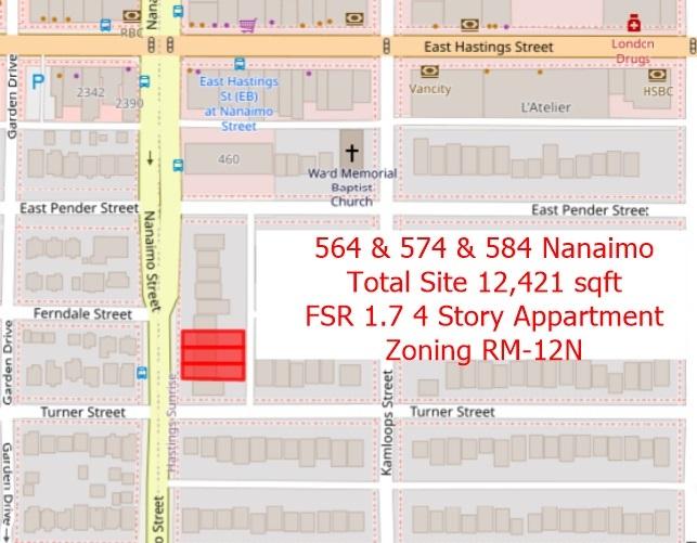 574 NANAIMO STREET, Vancouver East
