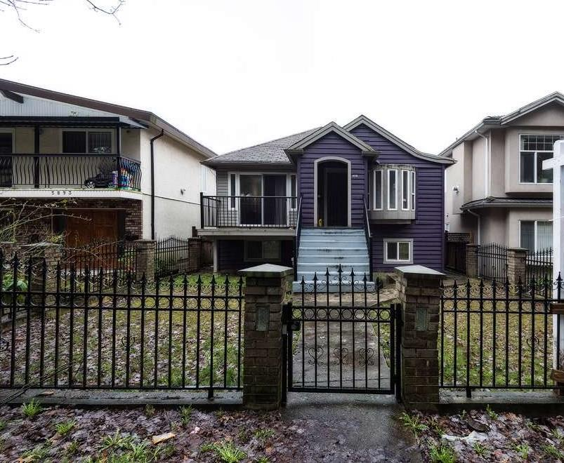 5891 BOUNDARY ROAD, Vancouver East