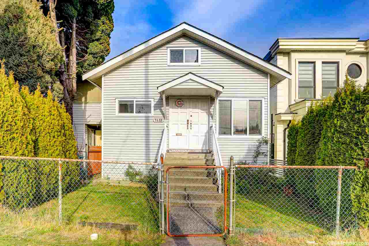 7452 MAIN STREET, Vancouver East