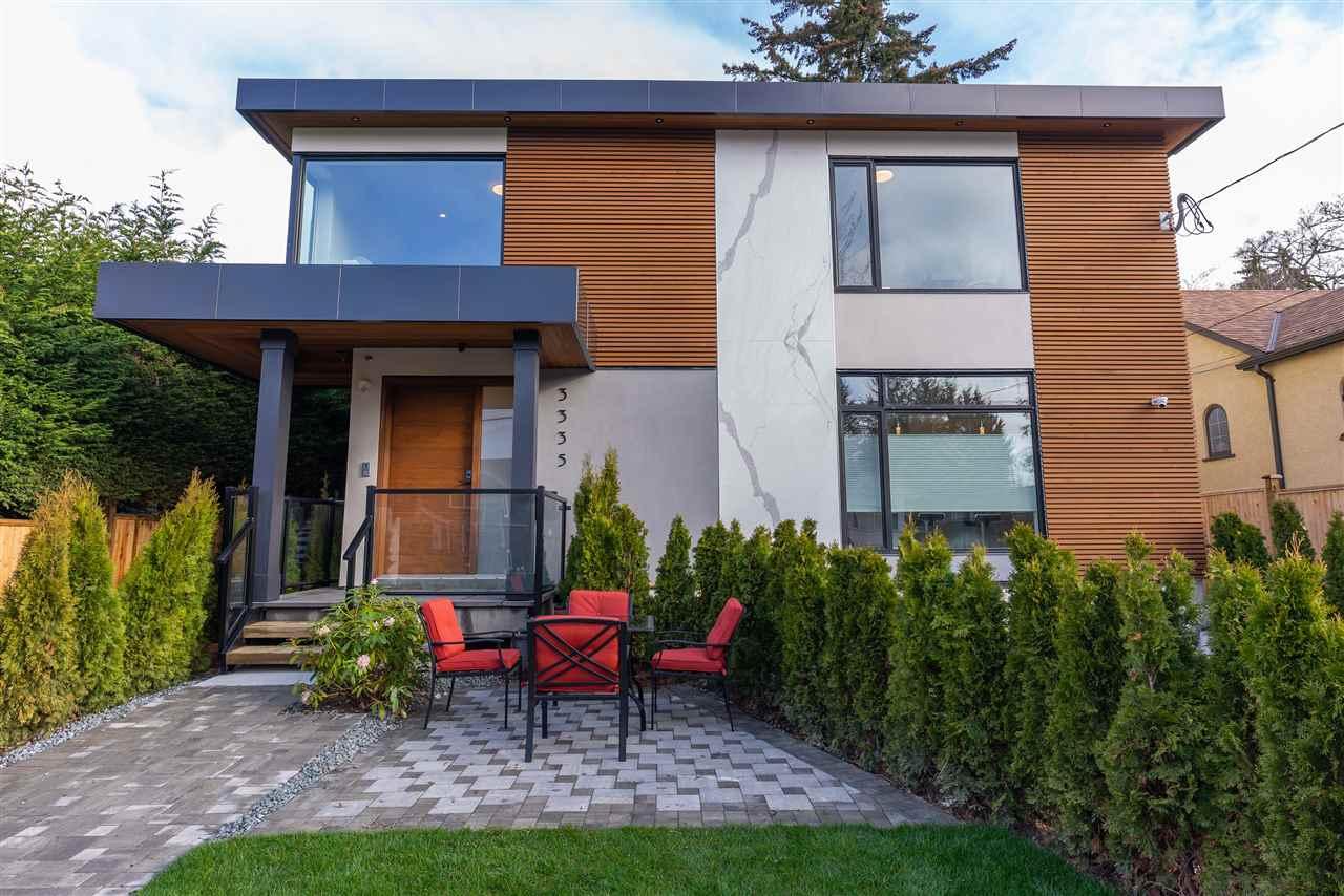 3335 W 40TH AVENUE, Vancouver West