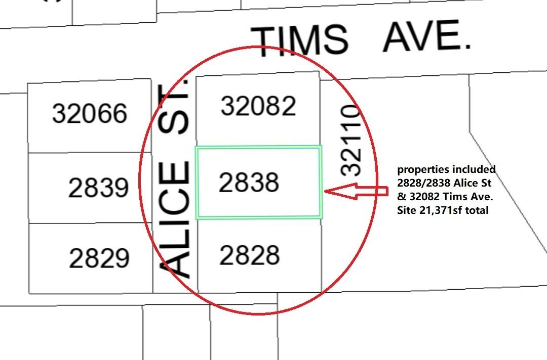 2838 ALICE STREET,