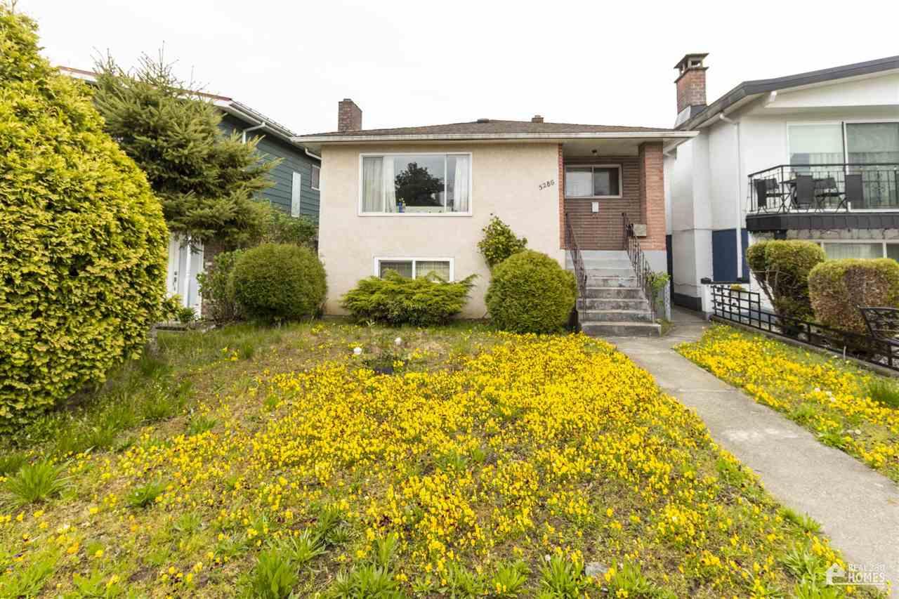 5286 CLARENDON STREET, Vancouver East