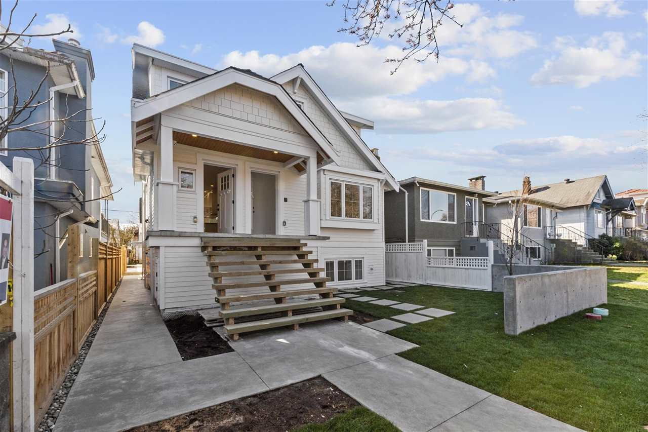 2248 GRANT STREET, Vancouver East