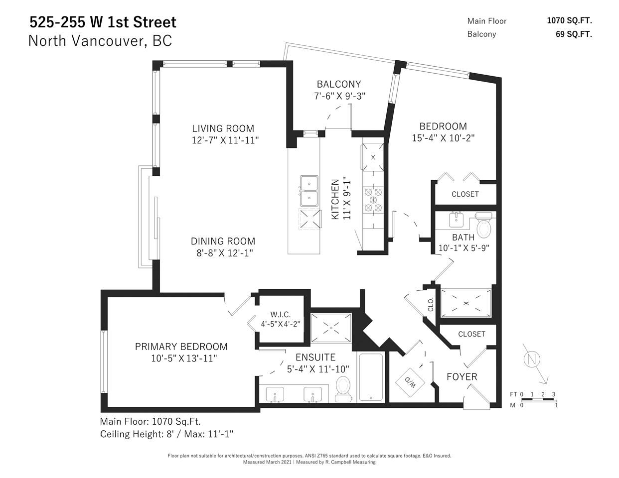 Listing Image of 525 255 W 1ST STREET