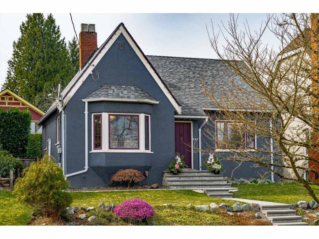 524 SECOND STREET, New Westminster