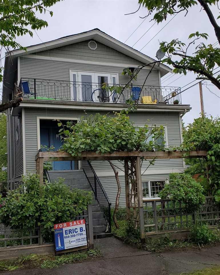 2631 PRINCE ALBERT STREET, Vancouver East