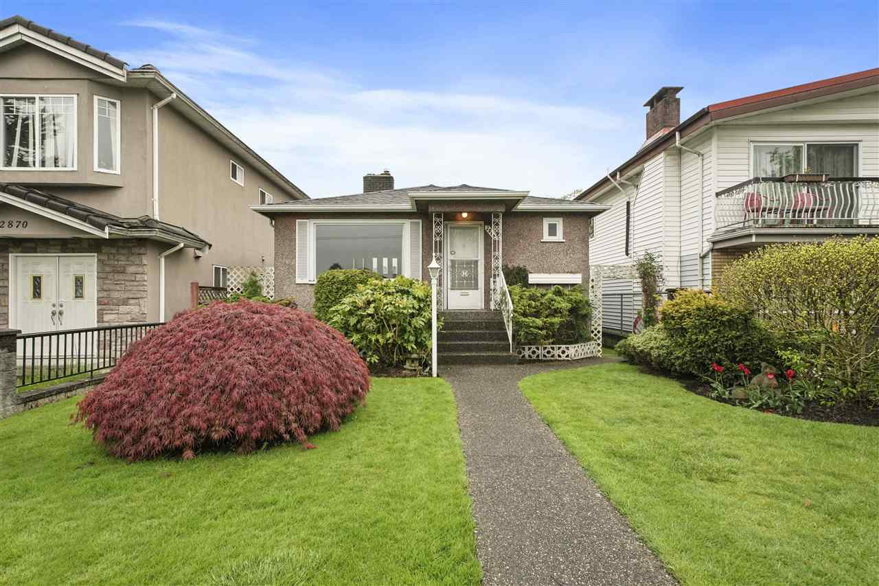 2866 MCGILL STREET, Vancouver East