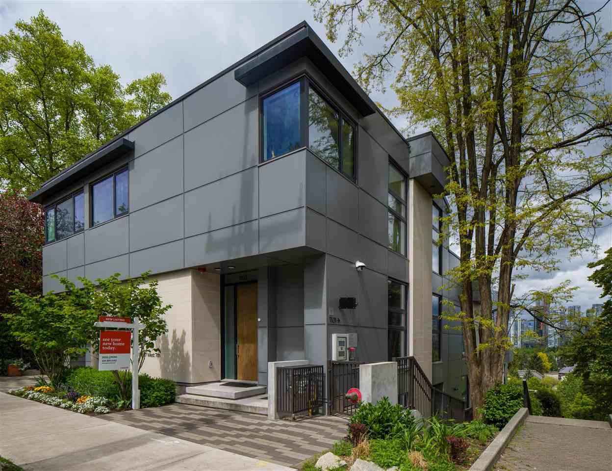 1103 W 7TH AVENUE, Vancouver West
