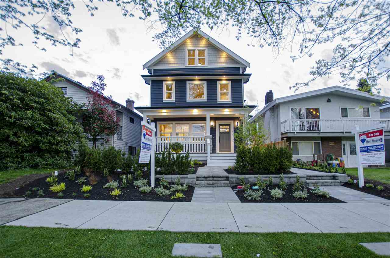 2660 OXFORD STREET, Vancouver East