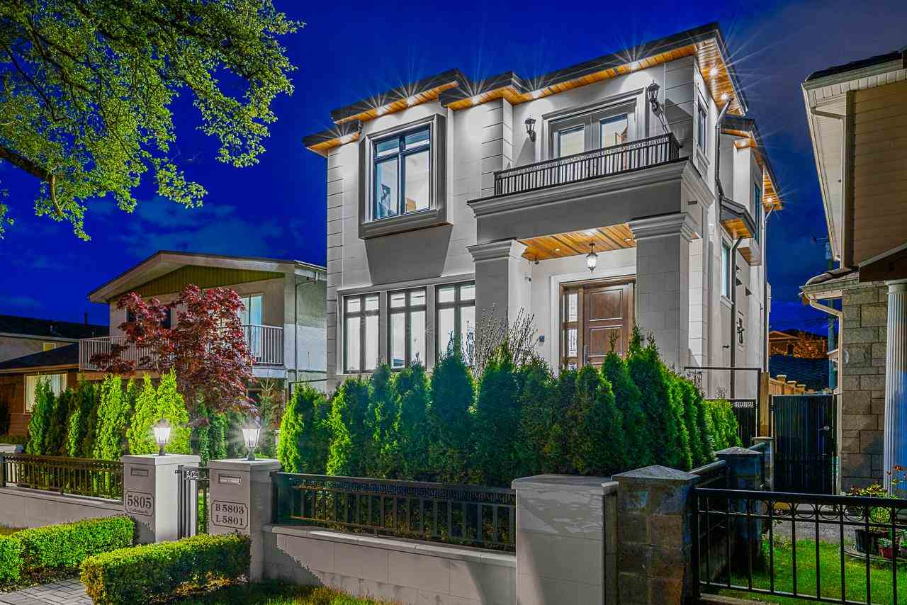 5805 CULLODEN STREET, Vancouver East
