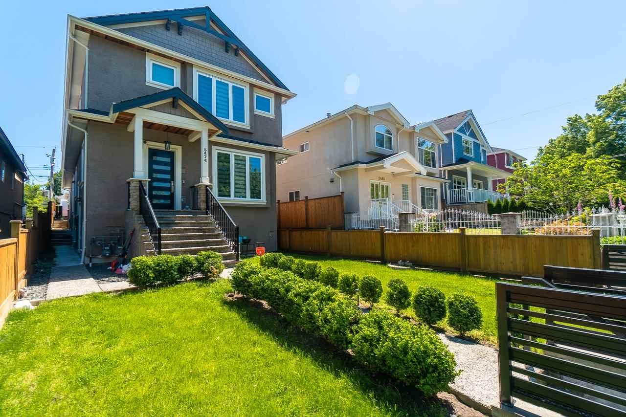 5474 DUNDEE STREET, Vancouver East