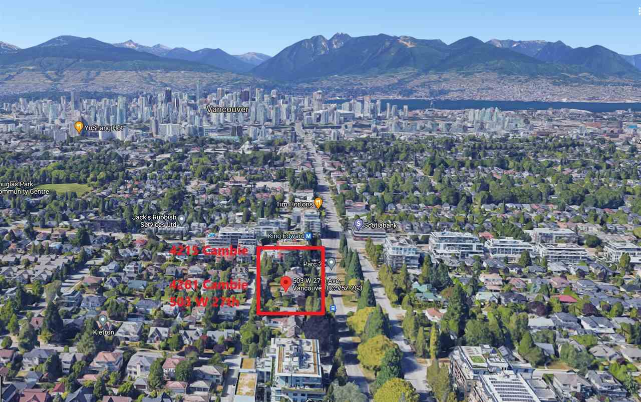 4261 CAMBIE STREET, 1580
