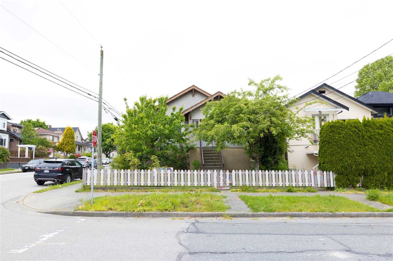 4041 ST. CATHERINES STREET, Vancouver East