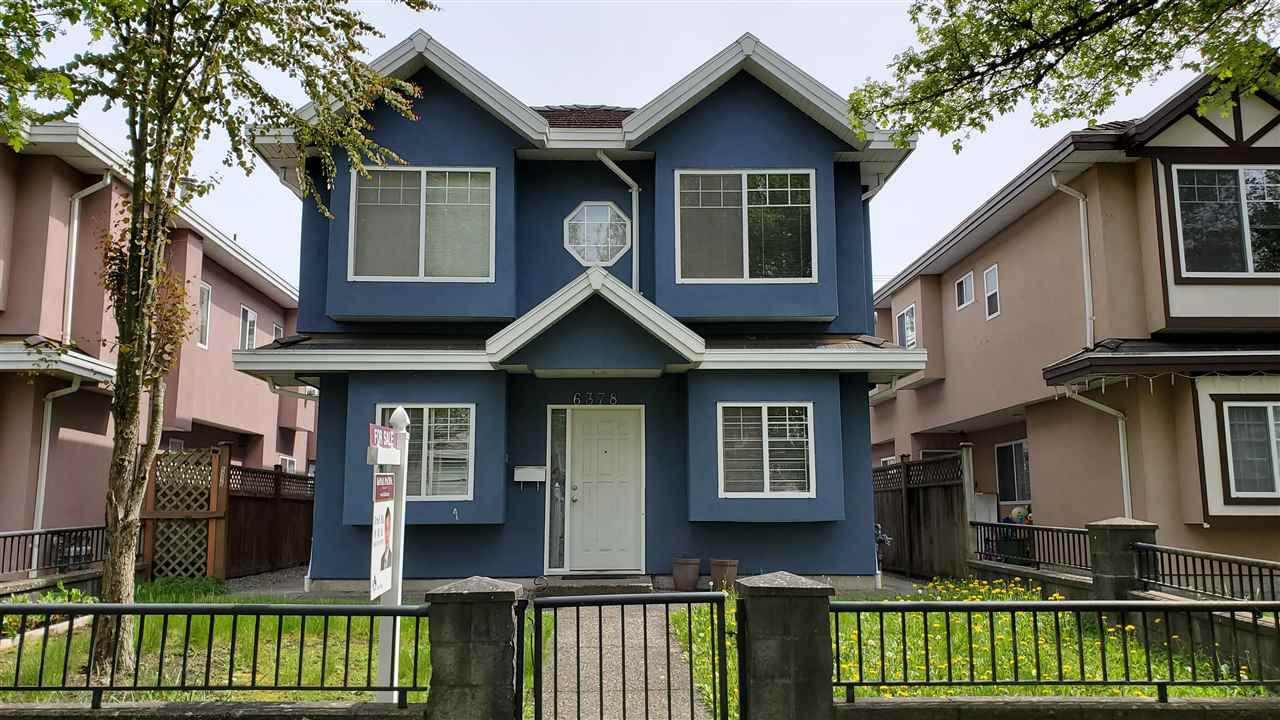 6376 BEATRICE STREET, Vancouver East
