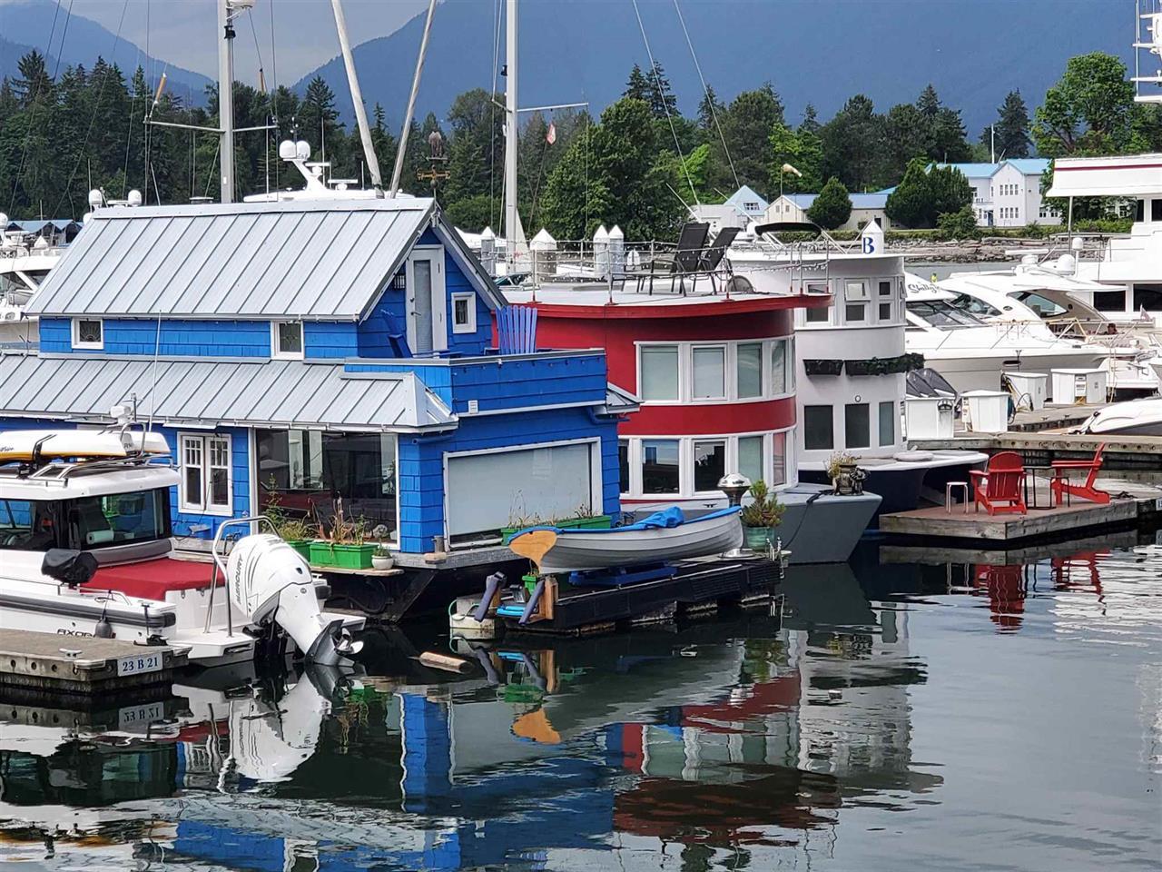 B15 1525 COAL HARBOUR QUAY, Vancouver West