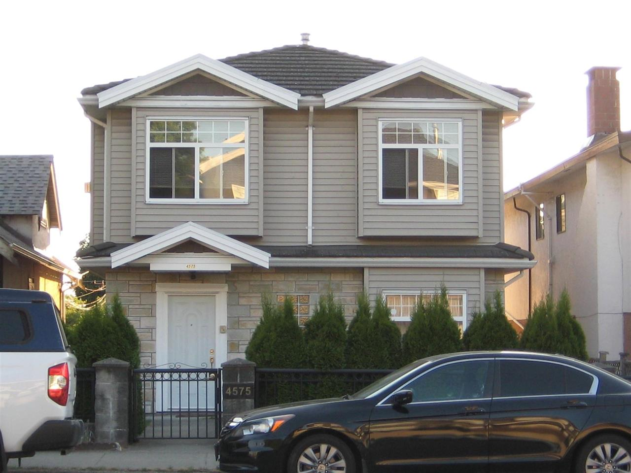 4571 VICTORIA DRIVE, Vancouver East