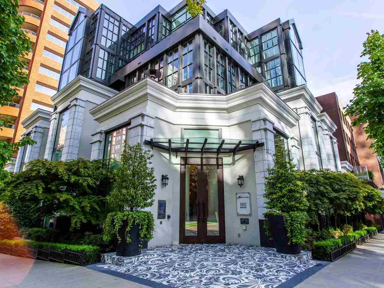 1110 HORNBY STREET, Vancouver West