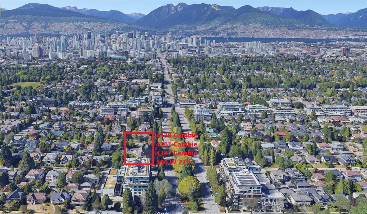 4387 CAMBIE STREET, 1520