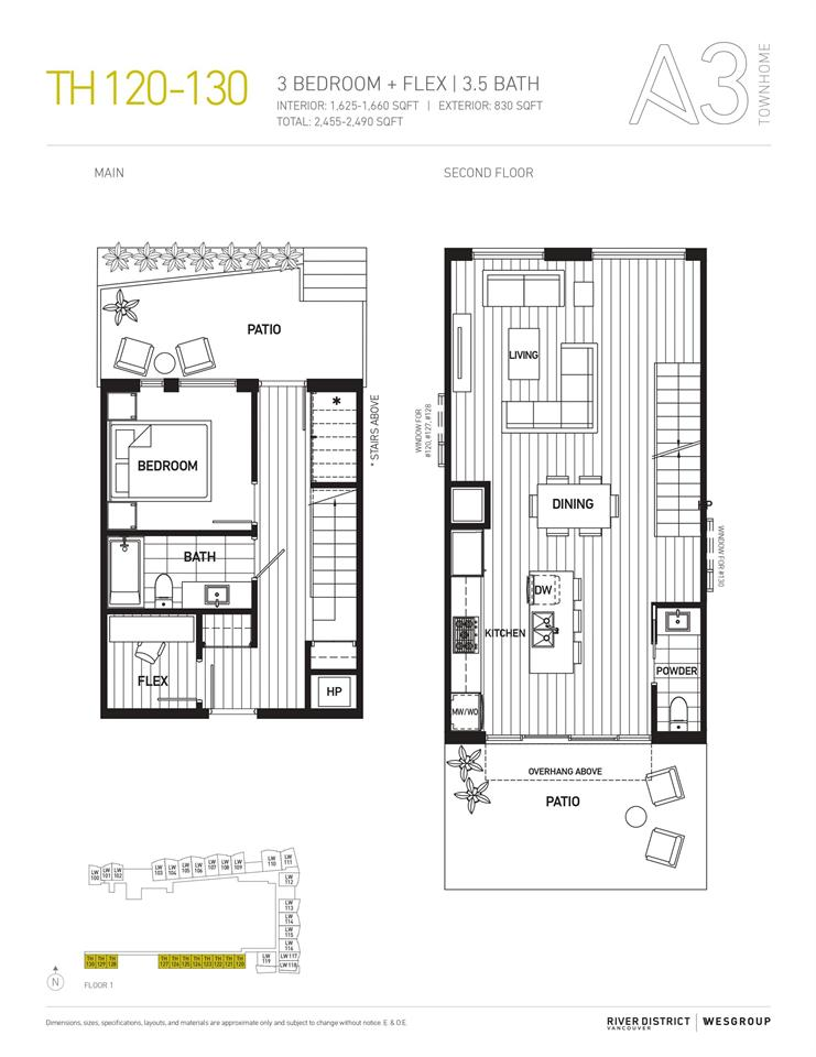 TH11 3538 SAWMILL CRESCENT, Vancouver East