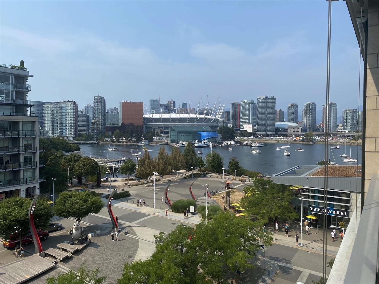 603 77 WALTER HARDWICK AVENUE, Vancouver