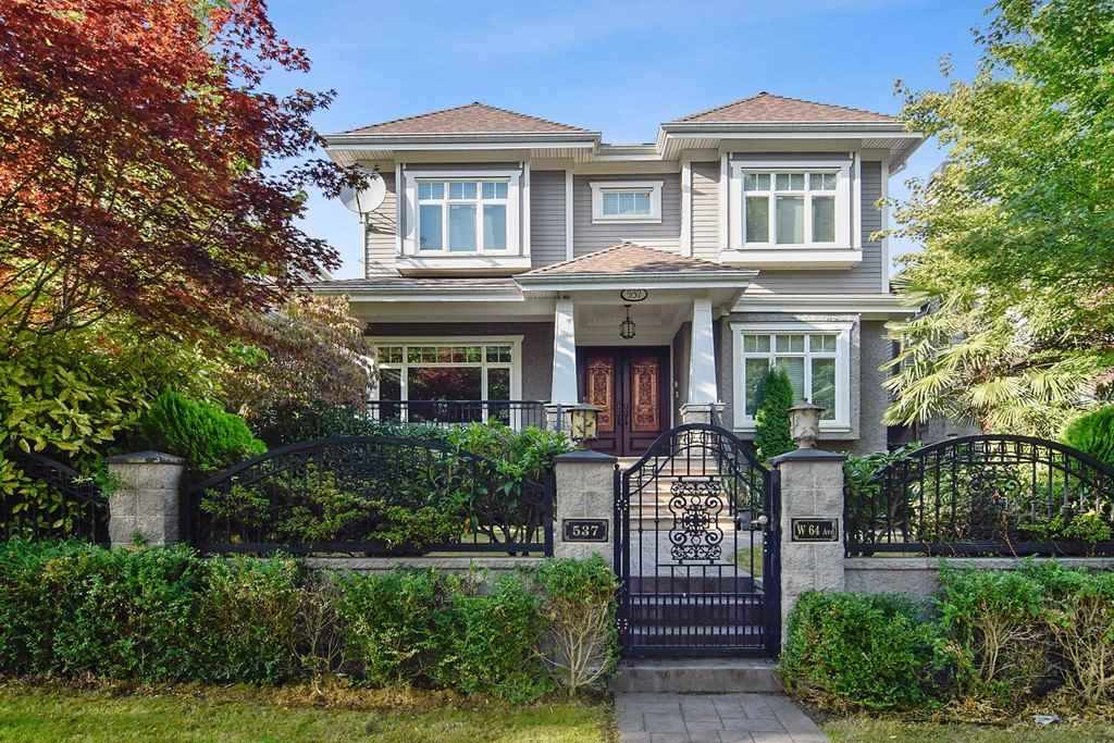 537 W 64TH AVENUE, Vancouver