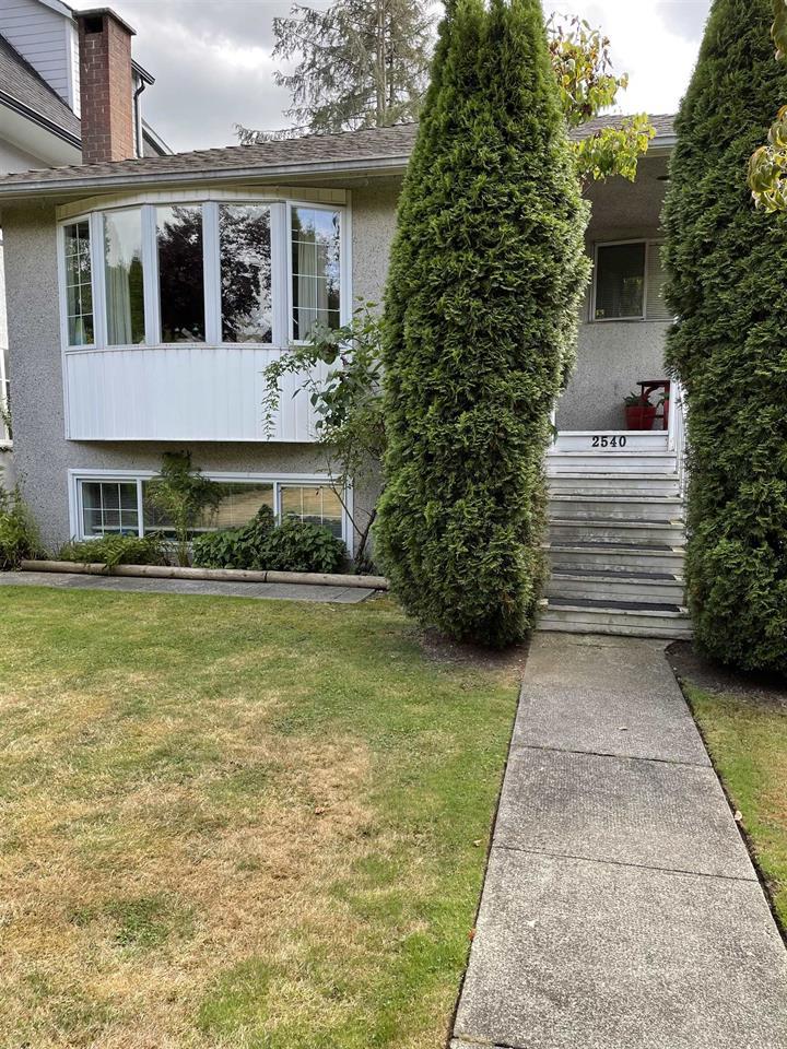 2540 TRINITY STREET, Vancouver East