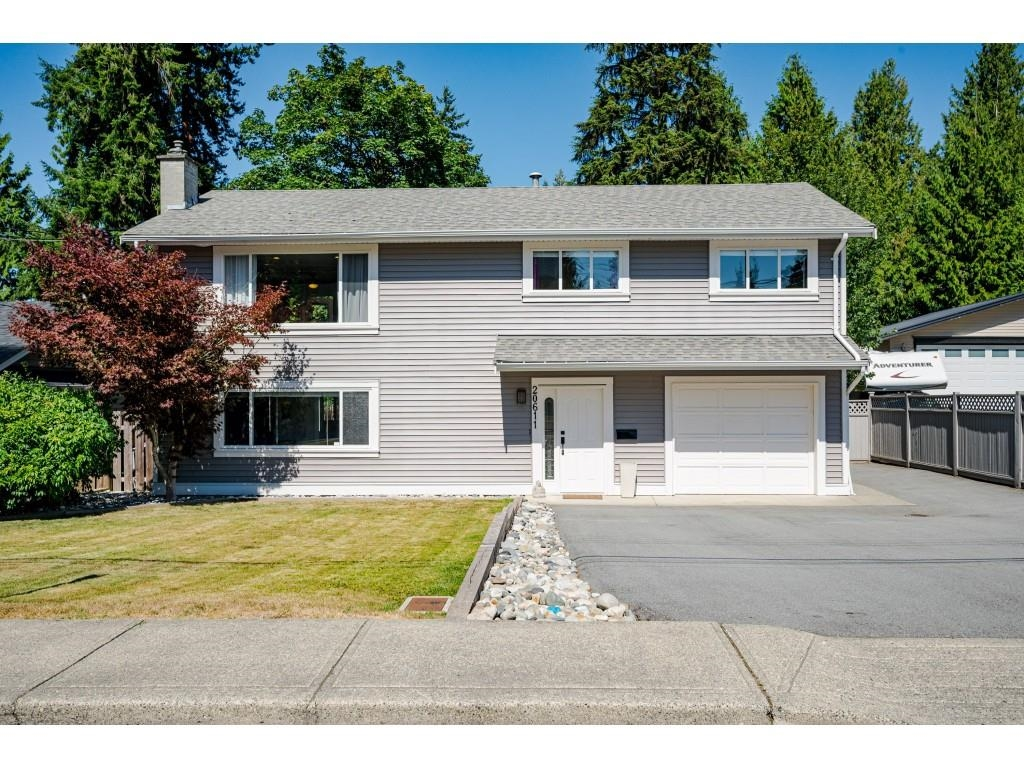 Langley City House/Single Family for sale:  4 bedroom  (Listed 2021-09-08)