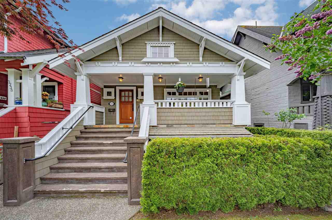 3242 W 3RD AVENUE, Vancouver West