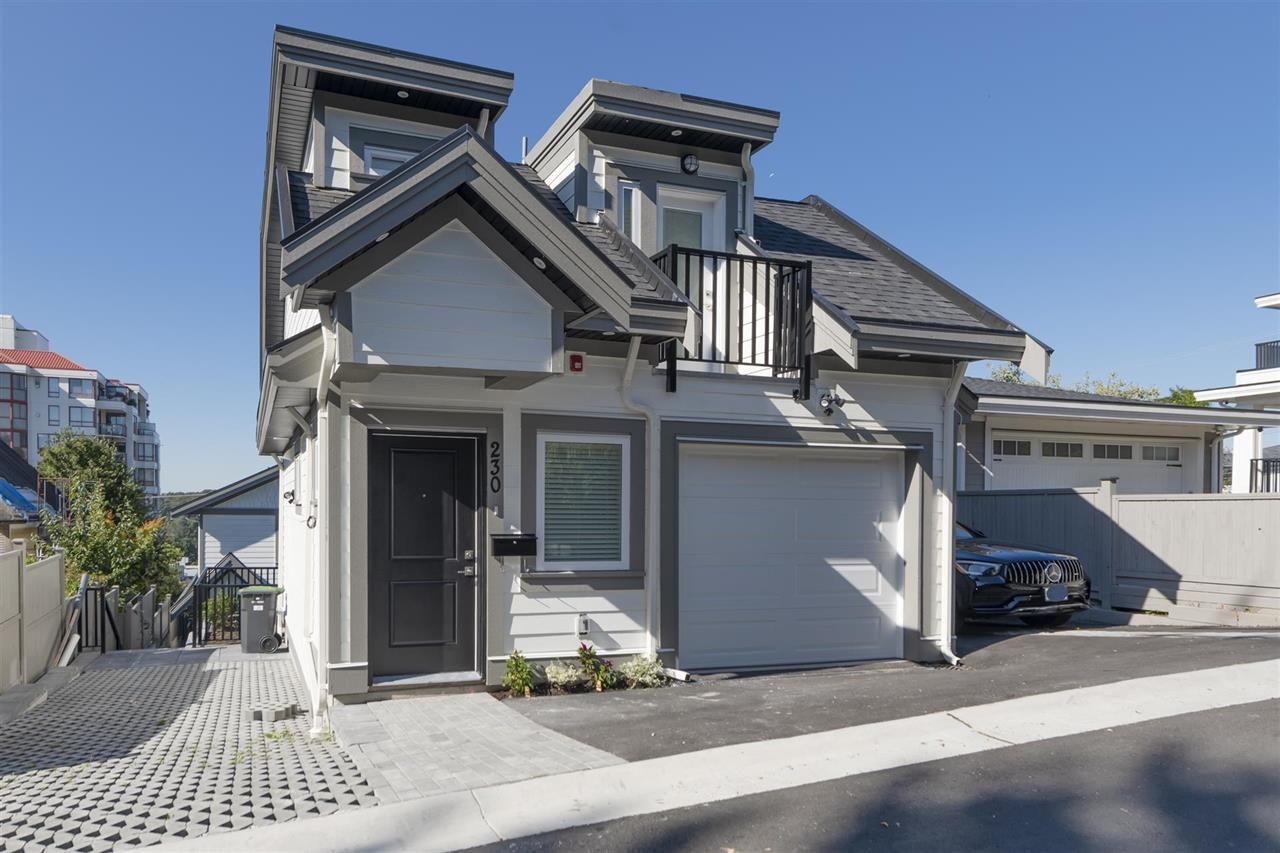 230 SHAW STREET, New Westminster